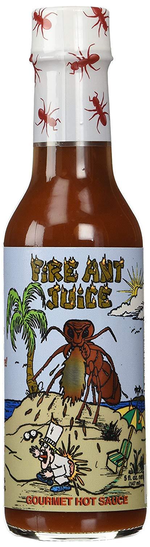 Fire Ant Juice Gourmet Hot Sauce