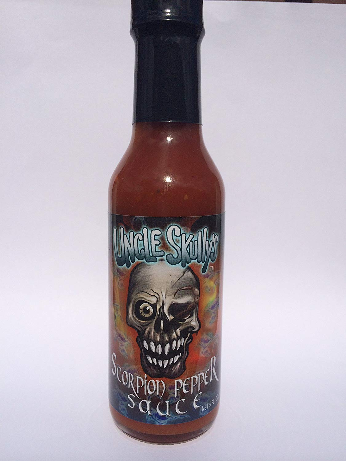 Uncle Skully's Scorpion Pepper Sauce