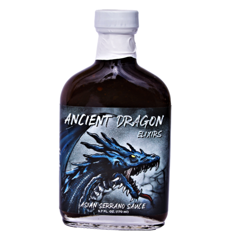 Ancient Dragon Elixir - Asian Serranno Sauce